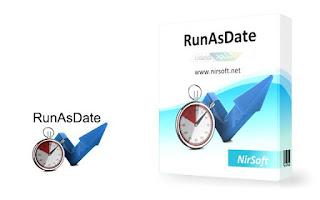cara merubah software trial menjadi permanen dengan runasdate