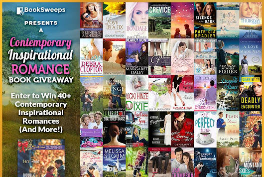 Book Giveaway! Books galore and a Kindle Fire