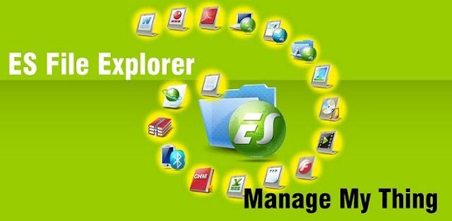ES File Explorer Manager