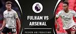 Prediksi Skor Fulham Vs Arsenal 12 September 2020