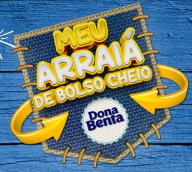 Cadastrar Meu Arraiá de Bolso Cheio Promoção promocaodonabenta.com.br