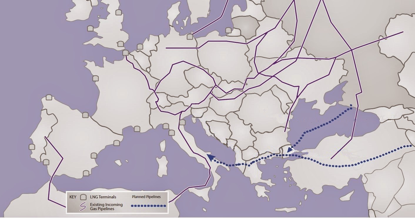 Natural Gas in Europe