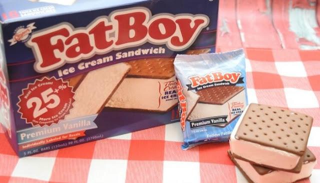 fatboy ice cream sandwich ingredients