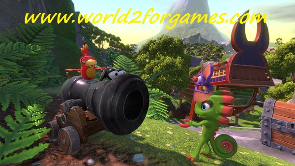 """Free Download Yooka-Laylee and the Impossible Lair  """"FitGirl Repack"""""""
