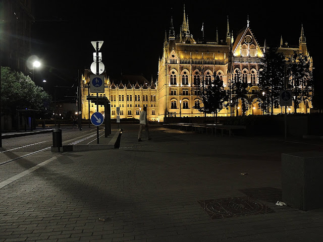 Boedapest by night
