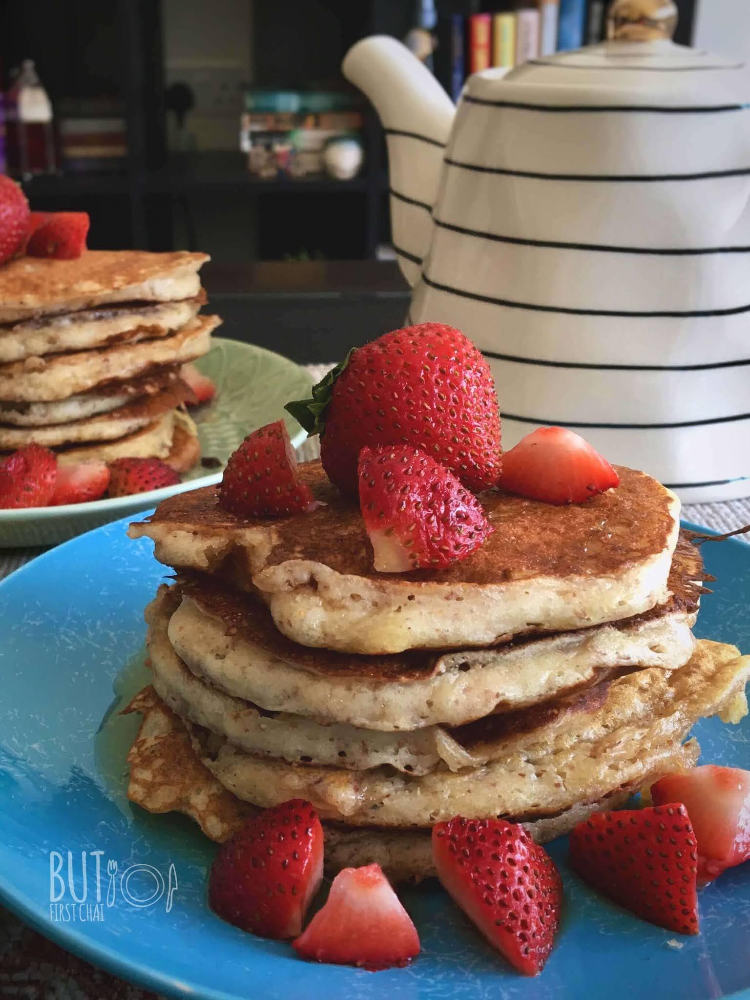 My Best Buttermilk Pancakes