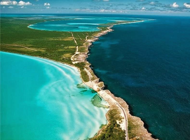 10 Lanscape Laut Yang Unik Dan Indah