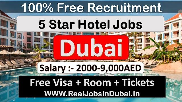 Golden Sands Hotel Jobs In Dubai - UAE 2021