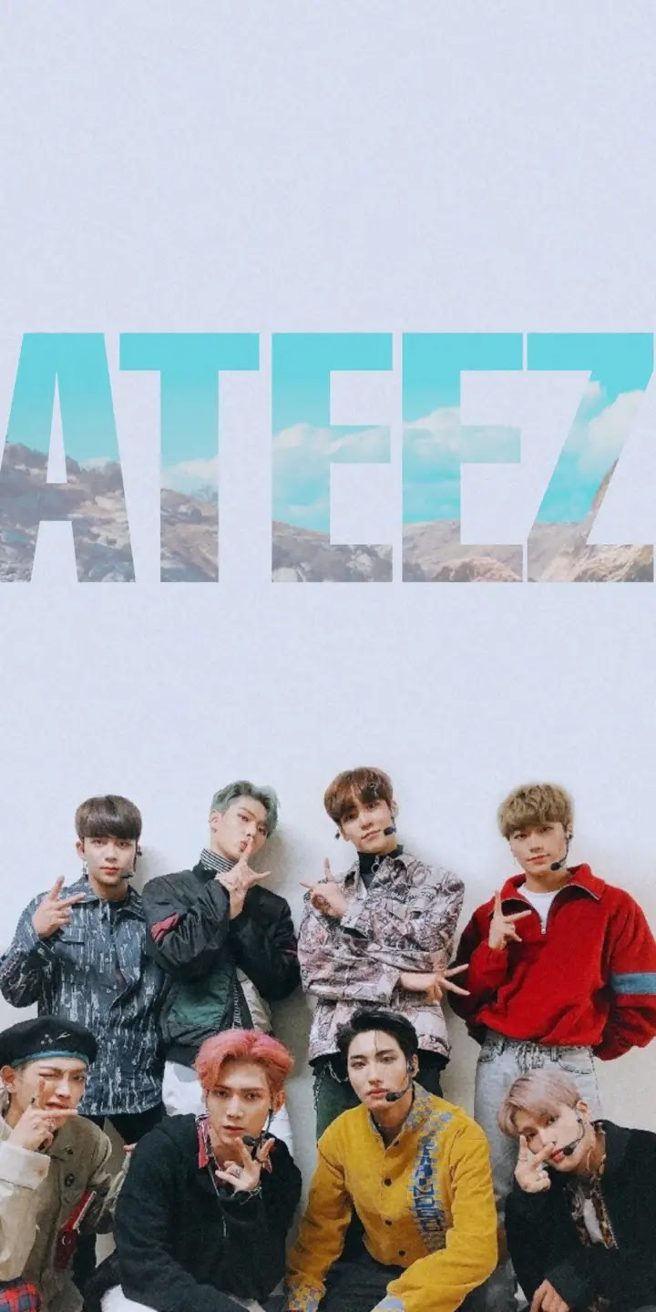Ateez Members New Photo Collection