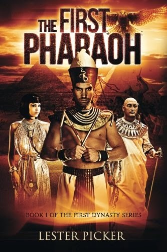 image: The First Pharaoh by Lester Picker