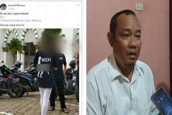 Sangat Menyesal Dengan Tingkah Laku Anaknya, Orang Tua Remaja Pemakai Kaos 'Ikeh 69' Minta Maaf