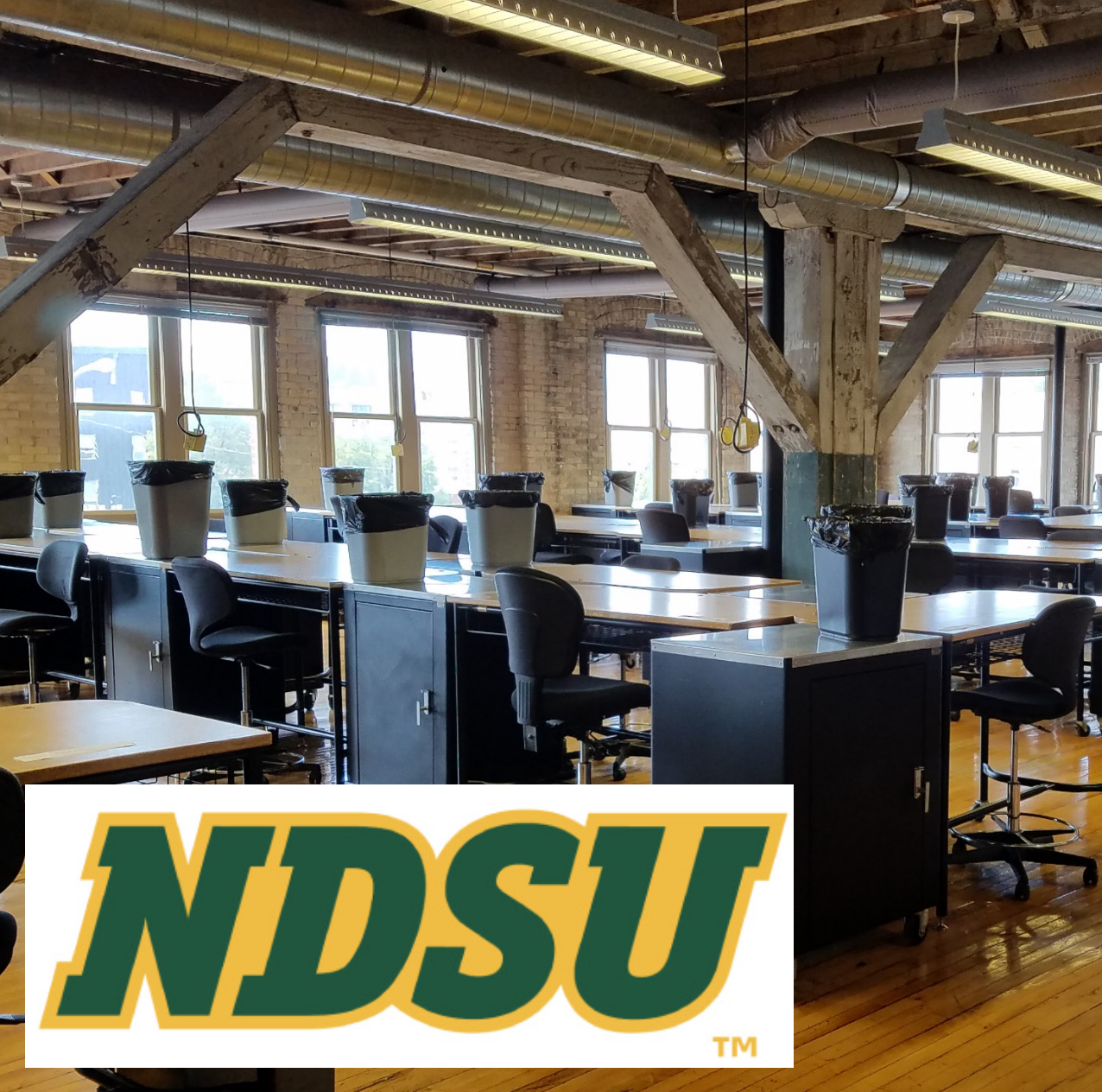 BIM Chapters: Lighting Analysis Module at NDSU