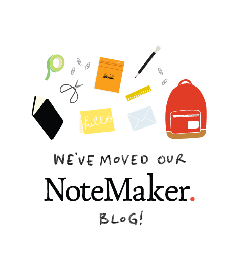 The Notemaker blog has moved
