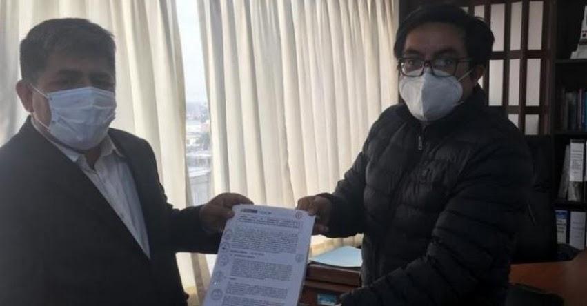 FONDEP y GORE Ayacucho firmaron convenio marco de cooperación interinstitucional