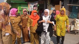 Pemkot Bekasi Launching Tiga Program Perempuan dan Anak di Kampung RW 7 Kaliabang Tengah