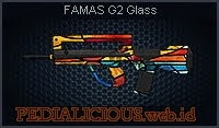 FAMAS G2 Glass