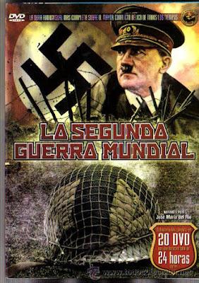 La Segunda Guerra Mundial (TV Series) 1939-1945 DVD R2 PAL Spanish