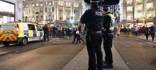 Λονδίνο: Αυτοκίνητο έπεσε πάνω σε πεζούς – 5 τραυματίες, οι 2 σοβαρά
