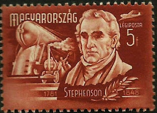 George Stephenson Father Of Railways Steam Locomotives Inventor