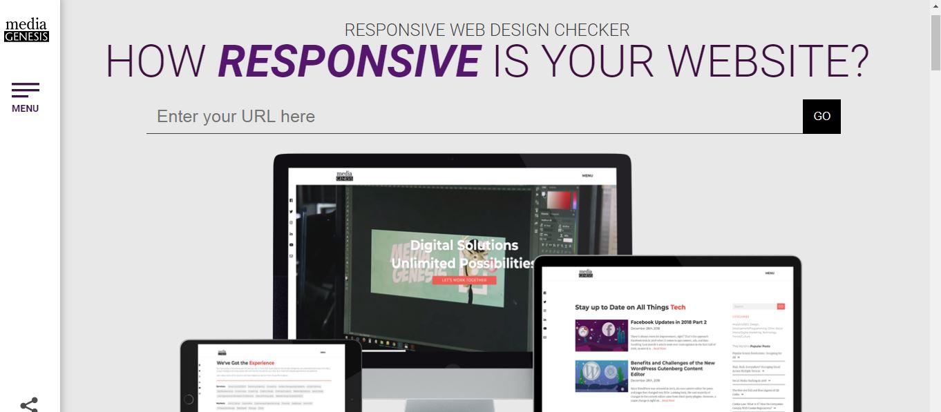 Hướng dẫn kiểm tra trang web responsive đầy đủ kích thước màn hình