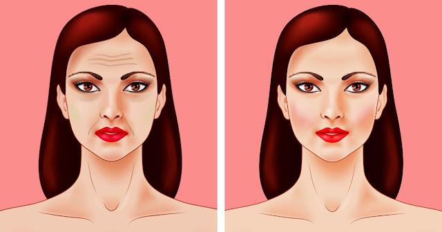 العناية ببشرة الوجه علاج ترهل الوجه علاج ترهل الخدود أسباب ترهل الوجه سبب ترهل الوجه