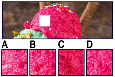 Figure: Go shawty, it's sherbet day! We've made it EXTRA hard for the last question – can you solve it?