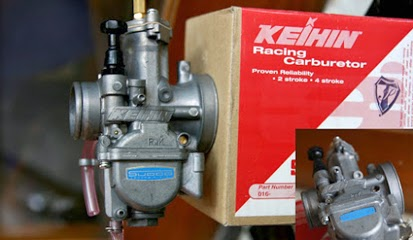 Brosur Daftar Harga Karburator Keihin Sudco Racing PE 28, PWK 33, PJ 24, PWM 28 Terbaru 2015