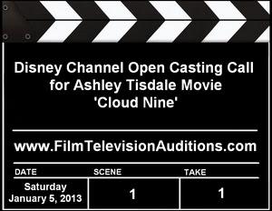 Disney Channel Cloud Nine Casting Call