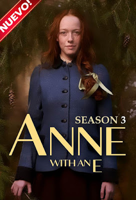 Anne (TV Series) S03 CUSTOMHD DUAL LATINO 5.1 + SUB 3XDVD