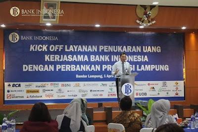 BI Lampung Siapkan Langkah Dalam Mengendalikan Inflasi