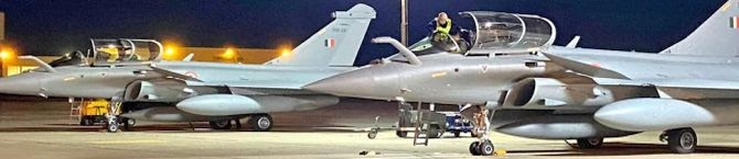 IAF Set To Raise Second Squadron of Rafale Jets In West Bengal's Hasimara In April