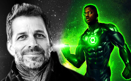 Zack Snyder Open about Actor was to play Green Lantern