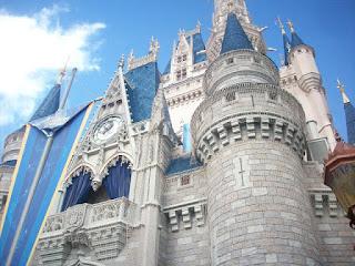 Cinderella Castle With Dreamlights Magic Kingdom