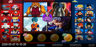DBZ TTT Mod BT3 ISO, Goku, Hearts e Zeno +Menu Editado Para [Android  E PC] (PPSSPP) DOWNLOAD 2020