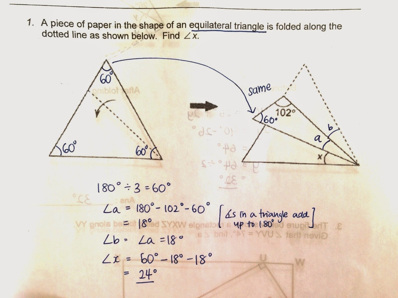 4seven Playground Solution To Geometry Worksheet