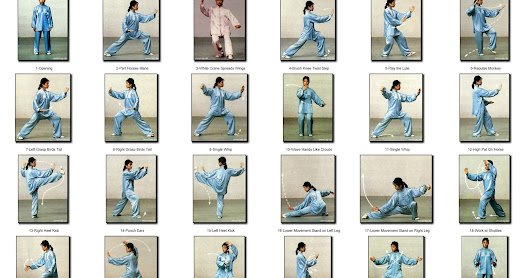Fight stress & anxiety with Tai chi style