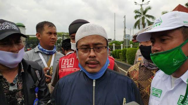 Kecam Bom Bunuh Diri di Makassar, PA 212: Tetap Fokus Kawal Sidang Habib Rizieq