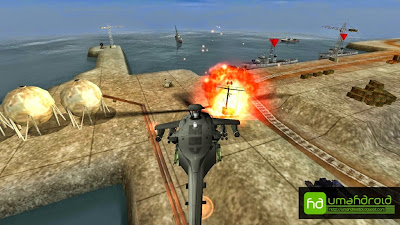 Download Games Android Offline Gunship Battle APK