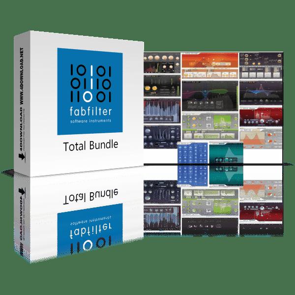 FabFilter Total Bundle v2020.05.18 Full version