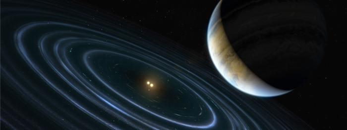 um planeta 9 ou planeta x foi descoberto orbitando outra estrela