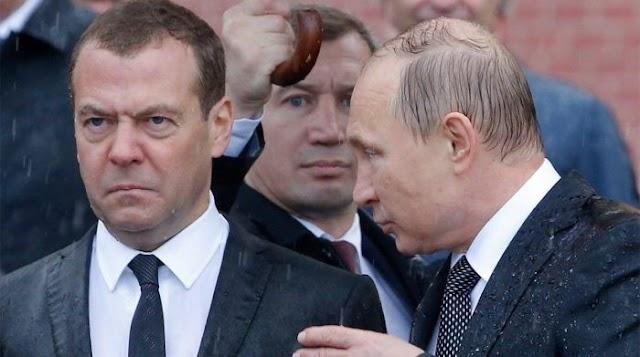 Медведев в очередной раз назвал причину нападения России на Грузию в 2008 году