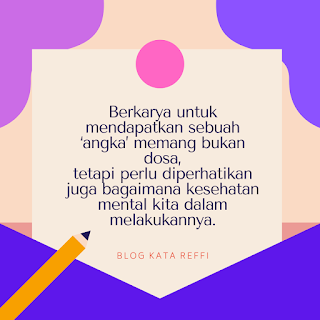 tips motivasi blog kata reffi