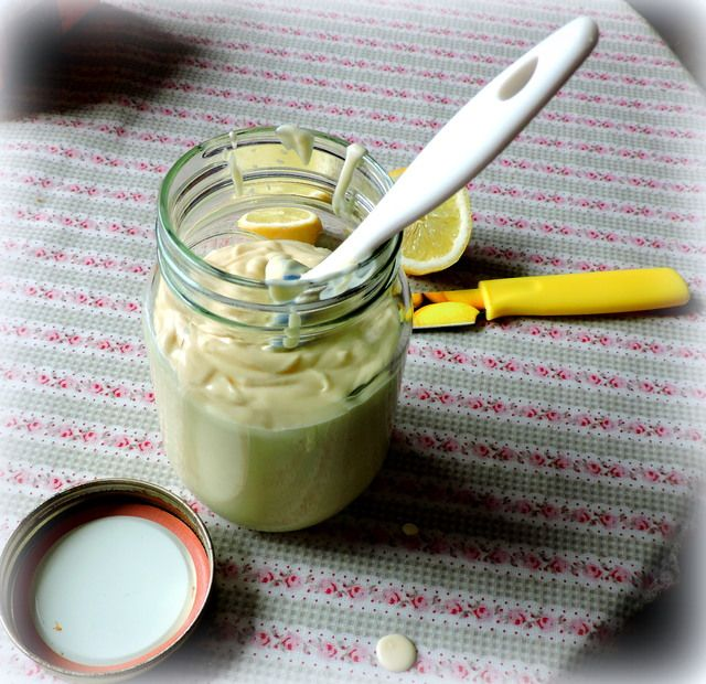 Homemade Salad Cream