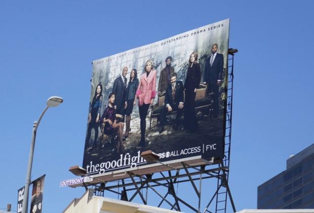 Good Fight 2019 Emmy FYC billboard
