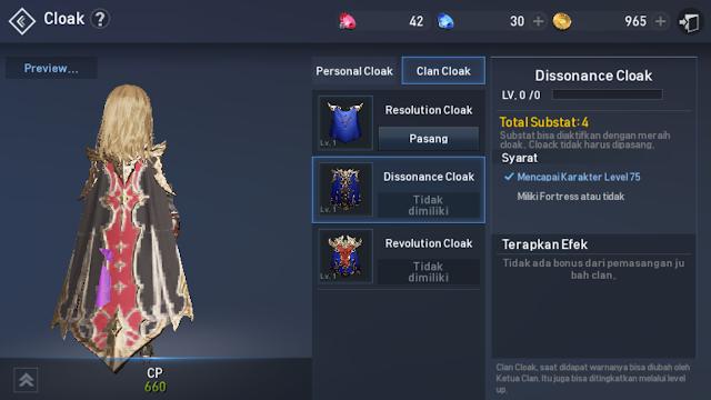Dissonance Cloak