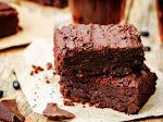 Resep Kue Brownies Kacang Hitam
