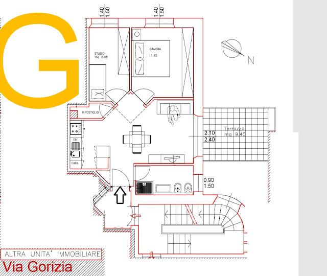 Case ed appartamenti in affitto zona Via Della Pace - Grosseto
