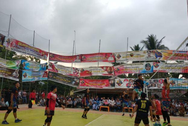 Jihar News, Akademi Trisakti Lolos ke Babak Final Piala Blang Dalam Cup