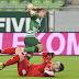 A Ferencváros magabiztos győzelemmel jutott tovább