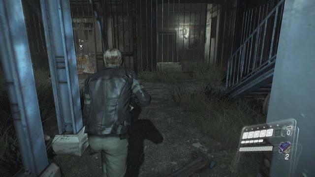 Imagem do Resident Evil 6